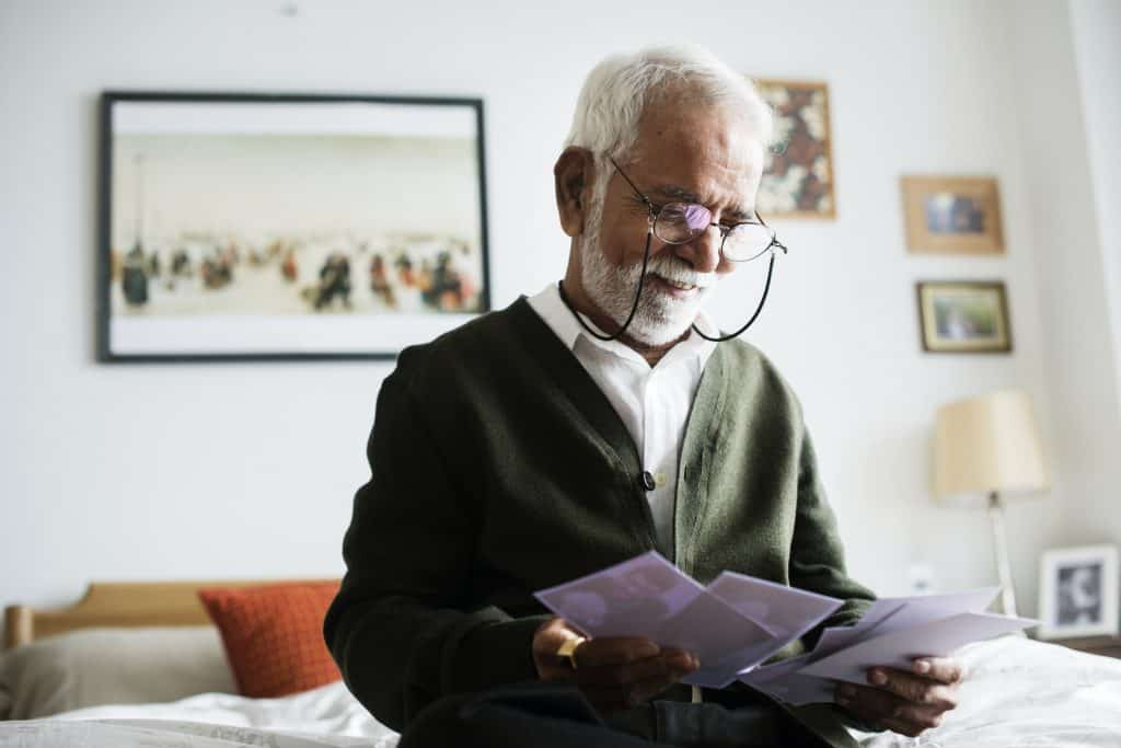 Retired Indian man - We Buy Any Home UK
